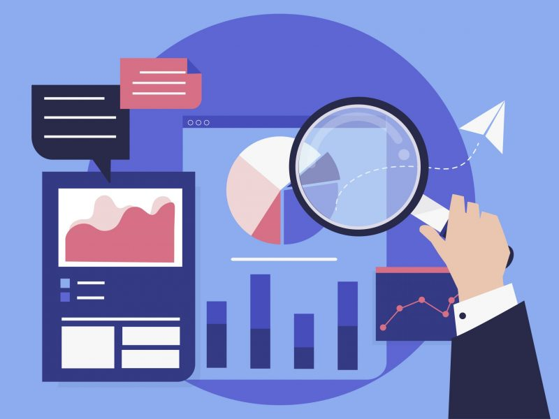 Business performance analysis with graphs