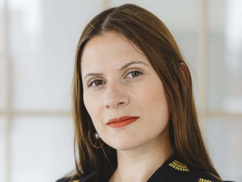 CanopyLAB CEO Sahra-Josephine Hjorth accepts appointment as faculty at SingularityU Nordic in Copenhagen