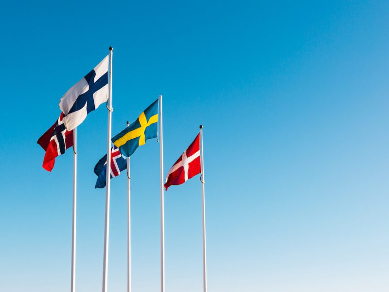 What is a Nordic approach to learning, and how can it be digitized?